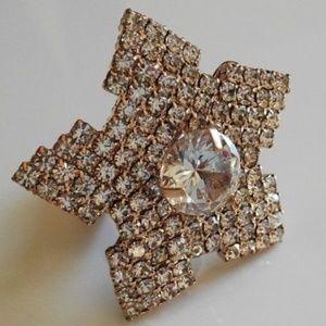 Jewelry - Bollywood Ring Indian Fancy Women Rings Wedding